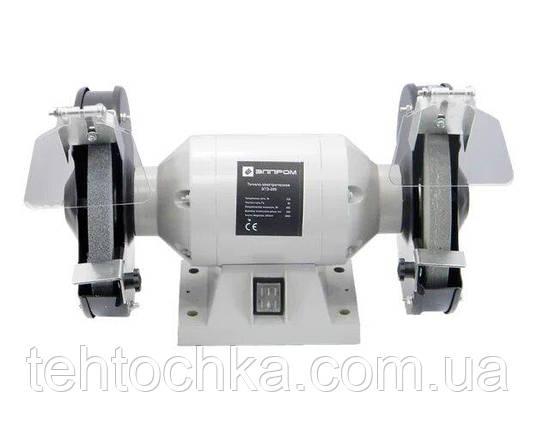 Точило электрическое Элпром ЭТЭ - 200, фото 2