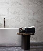 30х60 Керамическая плитка стена Fusion Фьюжн серый