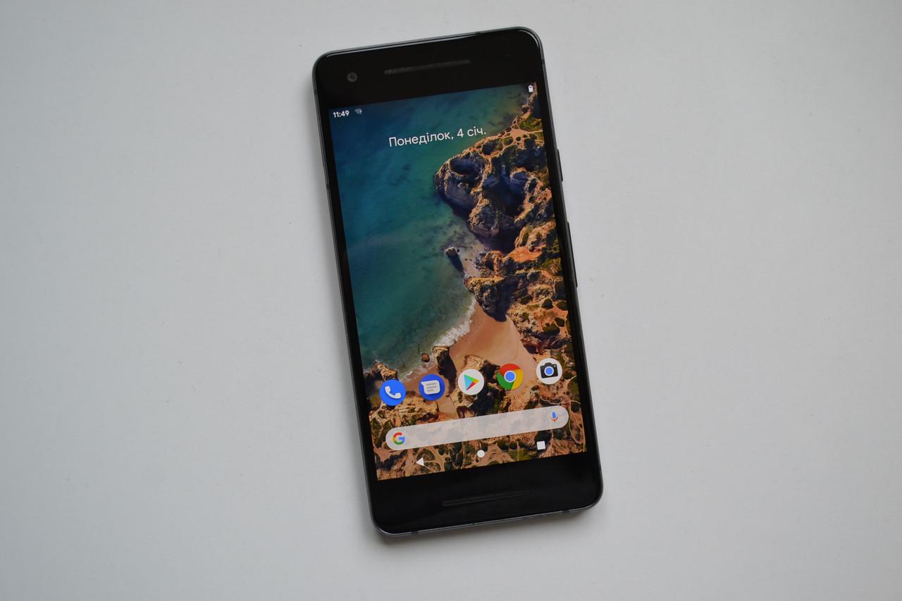 Смартфон Google Pixel 2 128Gb Just Black Оригинал!