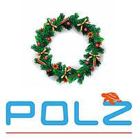 Команда интернет-маркета Polz поздравляет с Рождеством! ✨