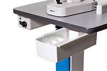 """Лампа щілинна """"БІОМЕД"""" YZ-02 зі столом"""