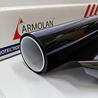 Тонировочная плёнка HPR CH 05 Armolan США зеркальная. Цвет: уголь. Для тонировки стёкол авто (цена за кв.м), фото 1