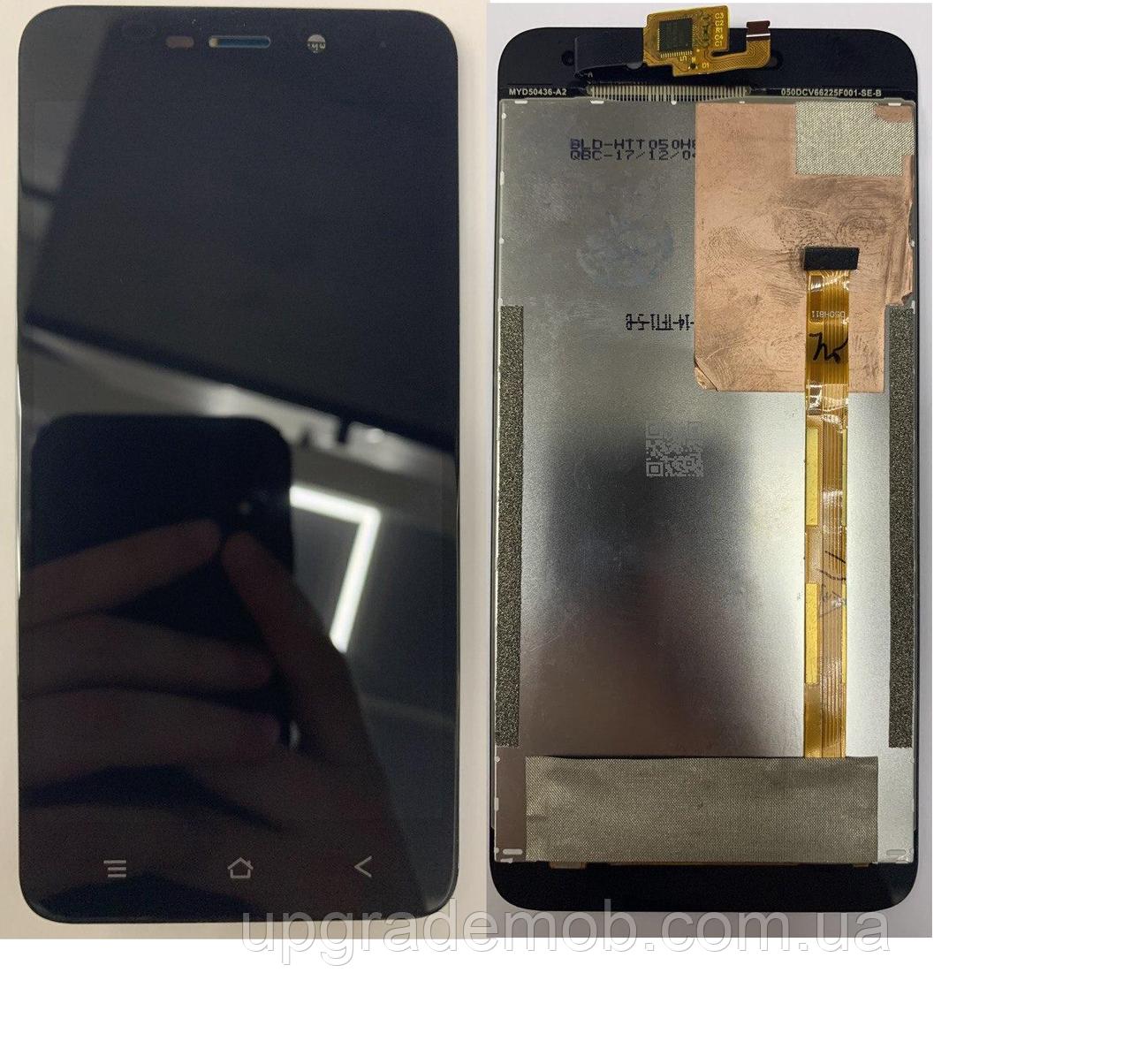 Дисплей Blackview A10 тачскрин сенсор модуль, черный