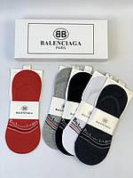 Носки Balenciaga в упаковке Набор носков Баленсиага мужских женских в коробке