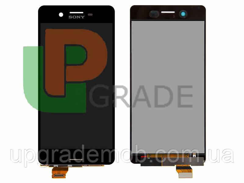 Дисплей Sony F5121 Xperia X/F5122/F8131 Xperia X Performance/F8132 тачскрин сенсор, черный
