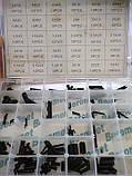 Набір штифтів 315 шт (1.5мм - 5 мм), фото 3