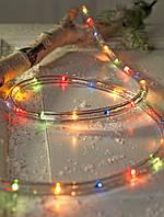 Новогодняя гирлянда для улицы 144 лампы