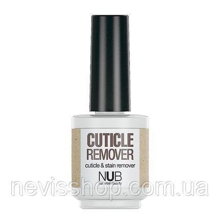 Средство для удаления кутикулы NUB Cuticle Remover 15 мл, фото 2