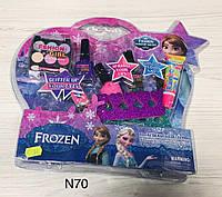 Детская игрушечная косметика Набор косметики для девочек Frozen (Фрозен)