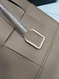 Женская сумка Bottega Veneta 21894 бежевая, фото 4