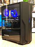 Игровой компьютер Fortis Intel Core i7-4790 RAM 16GB SSD 120GB+ HDD 1TB  PCI RX 570 4GB, фото 8