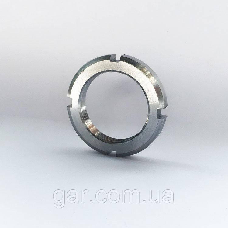 Гайка М72 круглая шлицевая ГОСТ 11871-88
