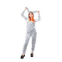 Кигуруми женские теплое. Женская пижама-комбинезон