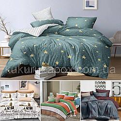 Двуспальные постельные комплекты  177х217  из сатина оптом