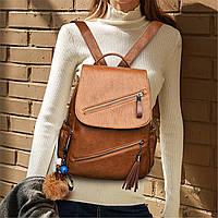 Мода жінок рюкзак плеча мішок школи для дівчаток дами