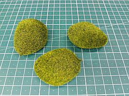 Материал для имитации рельефной растительности при постройке диорамы