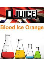 Набор для замеса жидкости T-juice Blood Ice Orange 100 мл.