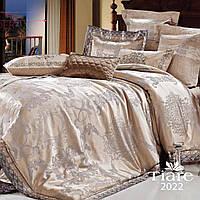 Комплект постельного белья сатин жаккард Tiare Постельное бельё