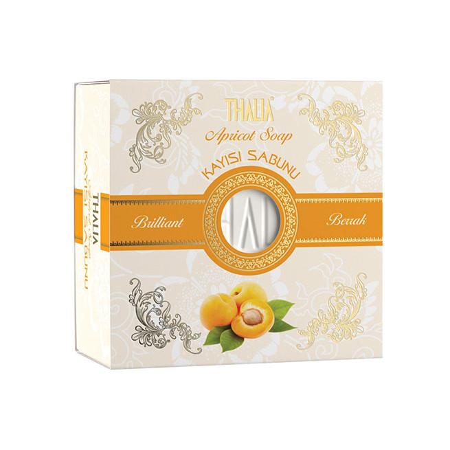 Натуральное мыло с абрикосом THALIA, 150 г