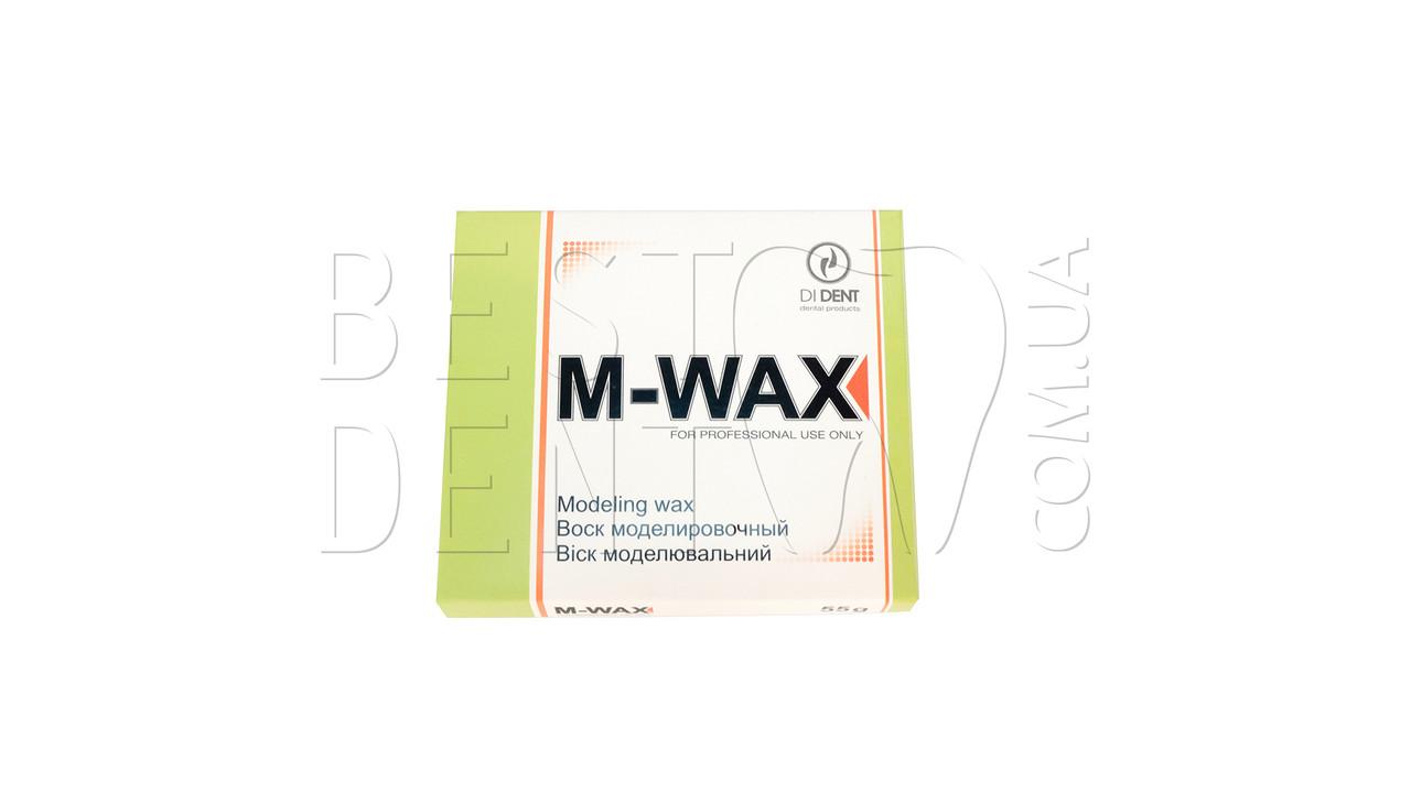 Воск моделировочный M-Wax 55