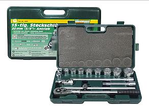 Набір інструментів Mannesmann 15 pcs M2065