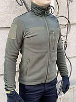 Толстовка флисовая ВСУ Олива, фото 3