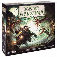 Настольная игра Hobby World Ужас Аркхэма. Третье издание (915126)
