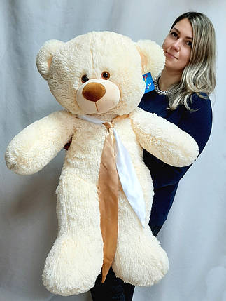 """Мягкая игрушка Медведь """"Даник, 65 см, цвет персик, MD-65sm-ПЕРСИК, фото 2"""