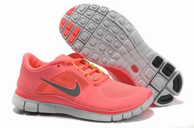 Nike Free Run женские беговые кроссовки