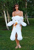 Большой медведь тедди 100 см белый