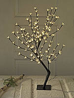 Новогодняя гирлянда-дерево для улицы