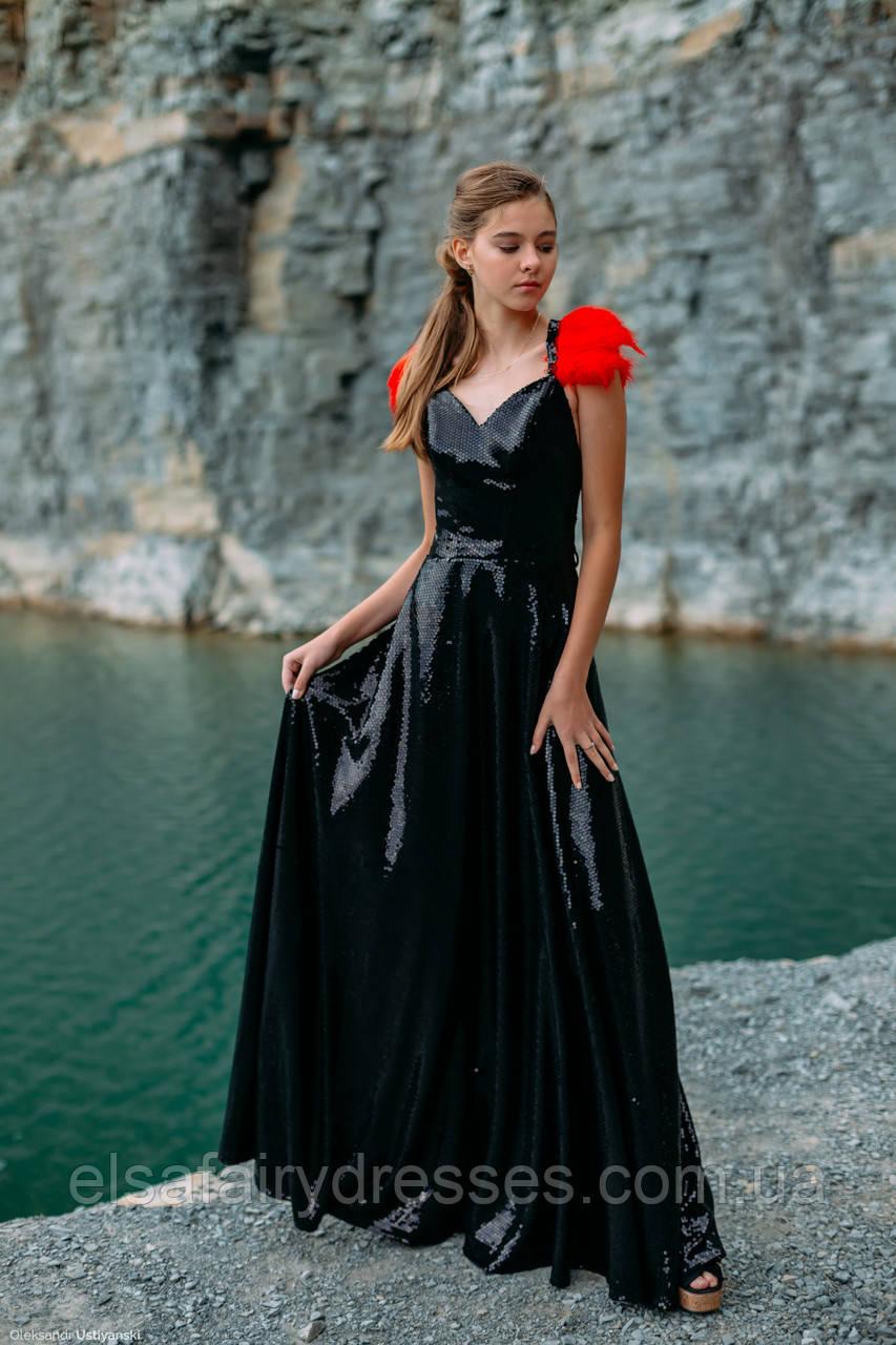 """Модель """"FRANCE"""" - вечірня сукня / вечірні сукні"""