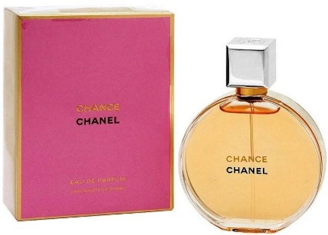 Chanel Chance парфюмированная вода 100 ml. (Шанель Шанс)
