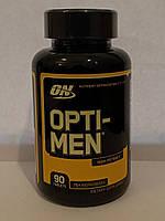 Витамины для мужчин OPTI-MEN Optimum Nutrition USA (90 таб)