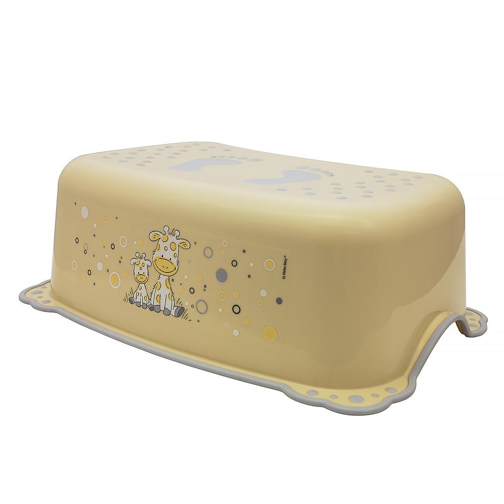 Подставка Maltex Giraffe 1513, нескользящая, beige with grey rubbers, 624139