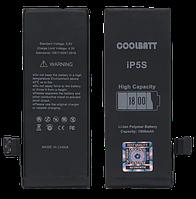 Батарея CoolBatt для iPhone 5S посилена (1800 mAh)