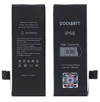 Батарея CoolBatt для iPhone SE / iPhone 5SE (посилена) 1800 mAh