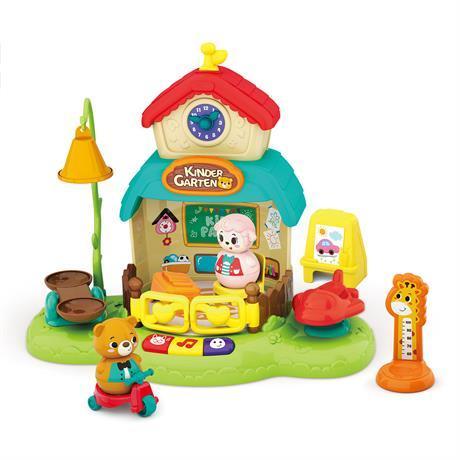 """Игровой центр Hola Toys """"Детский садик"""", звук, свет, A935"""