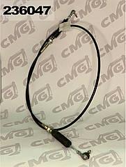 Трос управління подачі палива  L=1970mm W0104303402