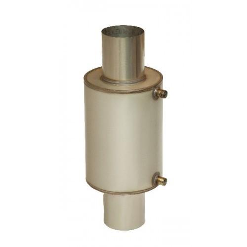 Регистр для бани на трубу 160 мм 15 литров