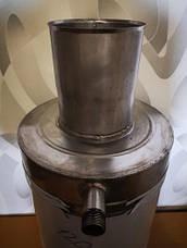 Регистр для бани на трубу 160 мм 15 литров, фото 3