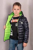 Куртка детская двухсторонняя «Джек», фото 1