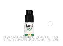 Клей для нарощування вій Kodi Professional U+, чорний-3 г