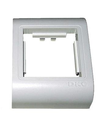 PDA-BN 80 Рамка-суппорт под 2 модуля Brava DKC