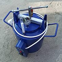 Автоклав универсальный для домашнего консервирования на 12/24 банки , Электросеть или Газ