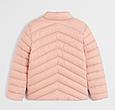 Рожева демісезонна куртка на дівчинку 11-12 років Іспанія Розмір 152, фото 2