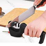 Правила заточки разных видов кухонных ножей