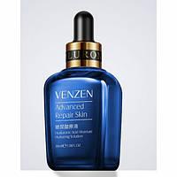 Сыворотка для лица с Гиалуроновой кислотой VENZEN Hyaluronic Acid Moisture Hydrating Solution, 30ml.