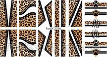 Слайдер-дизайн - FoniX 2316 - Шкура, Кожа