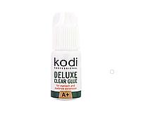 Клей для наращивания ресниц Kodi Professional Delux А+, прозрачный, 5 г
